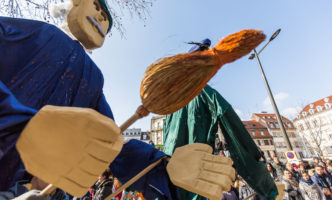 Carnaval de Strasbourg 2016