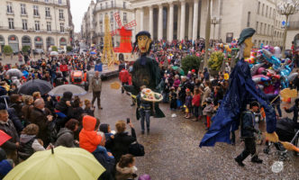 Carnaval de Nantes 2016 pour les enfants