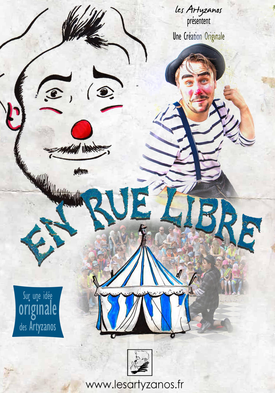 Affiche En Rue Libre 2020